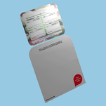 4pp inline outer with double thickness card