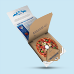 Pizza box mailer 280